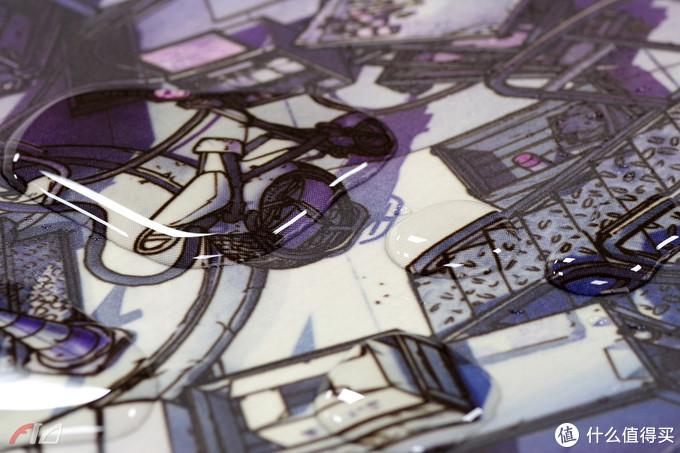退藏于密 | QPAD CD-45 密室-迷幻/年代 防水鼠标垫简评