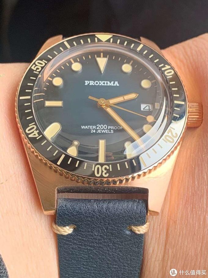 国货潜水表怎么样?理性评价国产PROXIMA