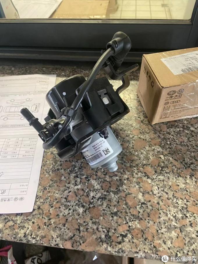 新的刹车助力泵