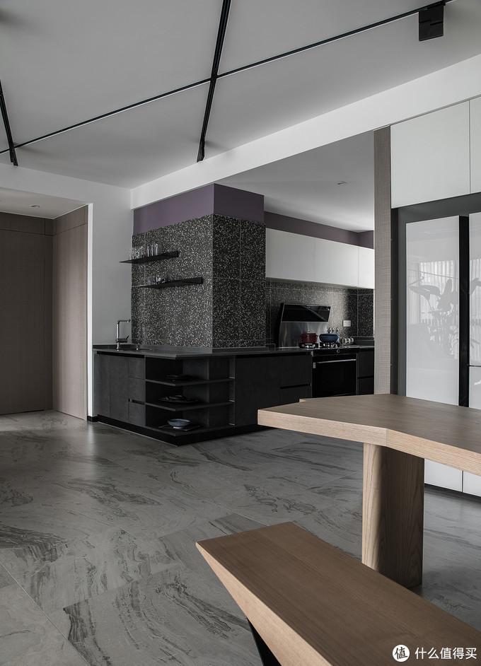 厨房黑科技+几何线条,简简单单就能给家凹个造型!