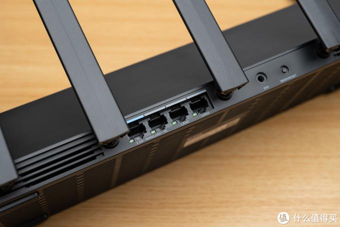 小米AX6000路由器 开箱 4×4 MIMO+160MHz、2.5G网口、4K QAM