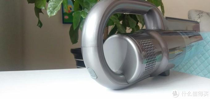华为智选吉米手持无线吸尘器1S:单手无尘化清扫,让你爱上家务