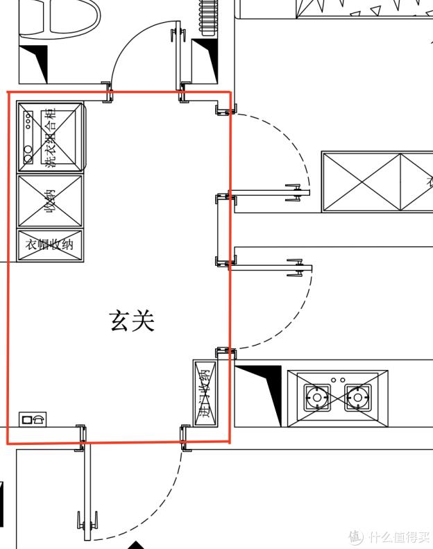 90㎡精抠每1mm,一厅四用+双厨双卫,最适合中国有娃家庭!