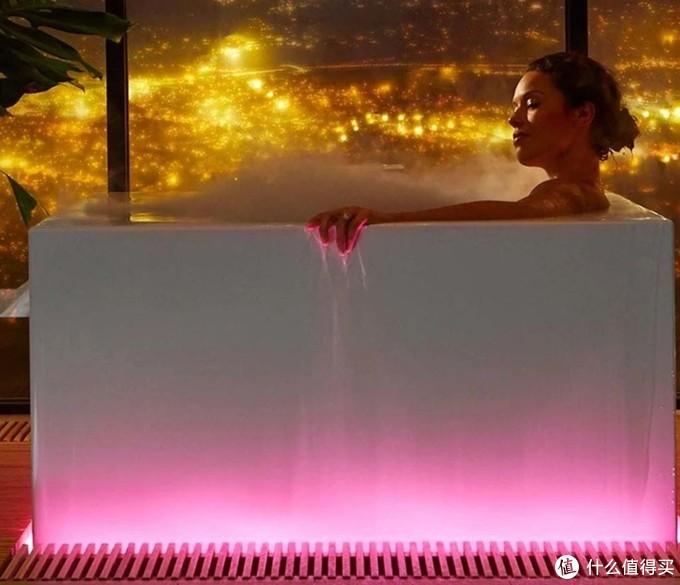 科勒展出价值16000美元的天价浴缸,凭啥这么贵?