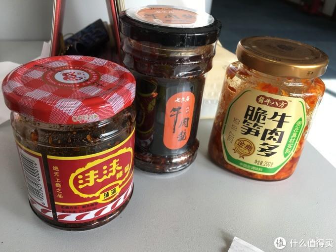 """生活就""""酱"""",各不一样——""""李子柒""""""""吉香居""""""""周黑鸭""""""""仲景""""等等美味拌饭酱横评"""