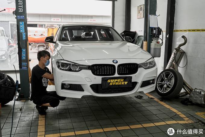 日常驾驶 宝马3系更换EBC红皮刹车片 陶瓷增强配方 粉尘更少