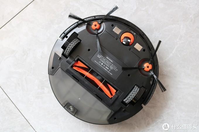 用它专治懒人不爱弯腰的毛病——欧瑞博智能扫拖机器人 R1