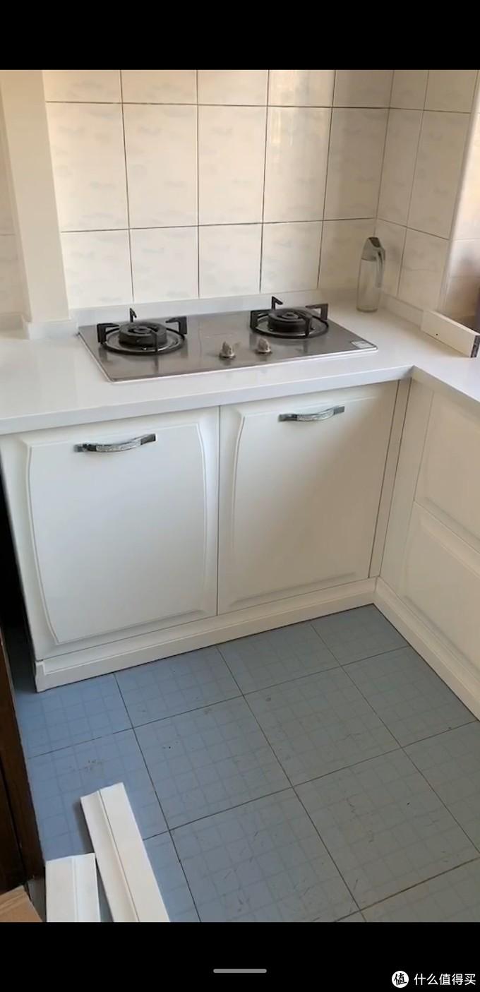 装修了20年的老厨房翻新~橱柜改造