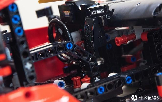 给儿子的新年礼物-年货大作战乐高Lego最新赛车-新年就有红红火火