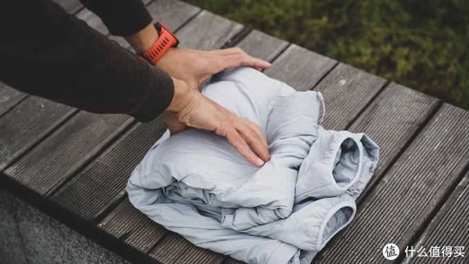 暖的像大白是什么体验——SANFO PLUS Polartec粒子连帽套头衫测评
