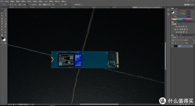 生产力好帮手 西部数据SN550 2T大容量M2固态硬盘 开箱体验小测