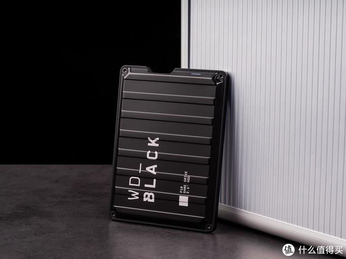 游戏机的外置存储绝配 西数WD_BLACK P10开箱及试用