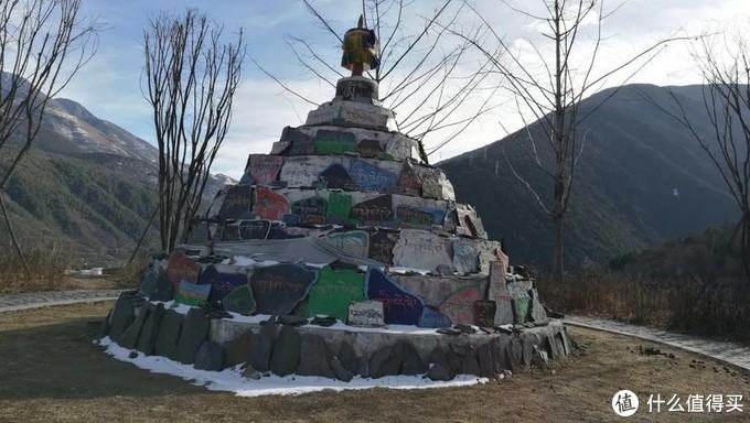 冬季骑行川藏线,步入极寒之地。(5)