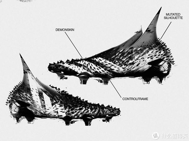 adidas发布PREDATOR FREAK,全鞋面360°覆盖DEMONSKIN带来超凡掌控能力