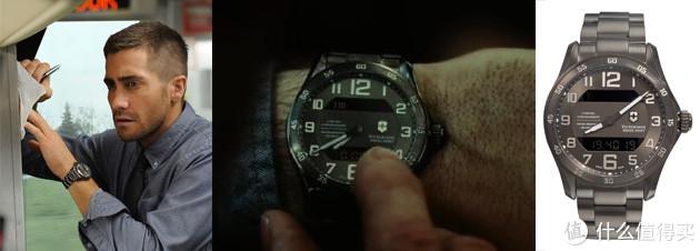 科幻电影《源代码》中男主的维氏手表