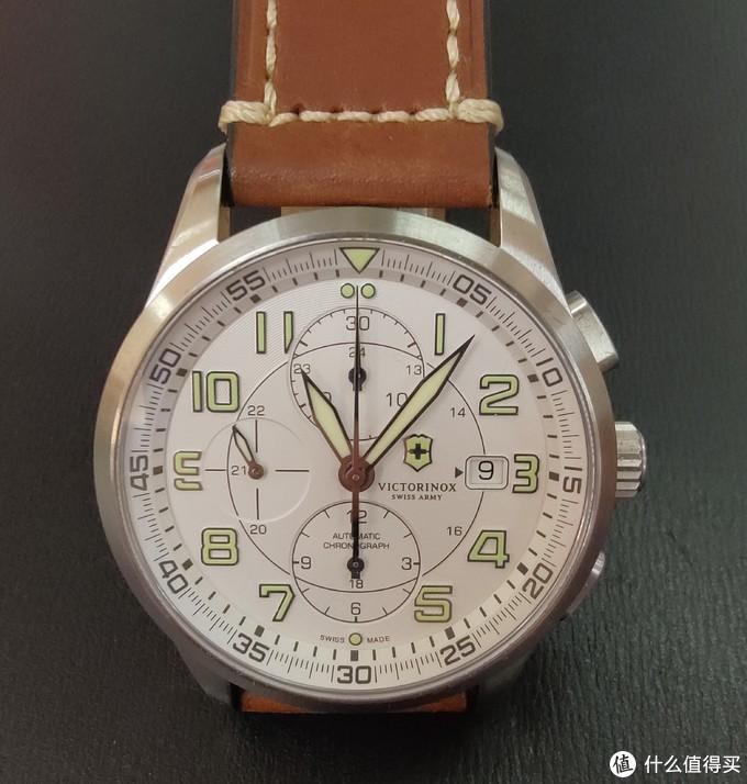 飞行员手表表盘