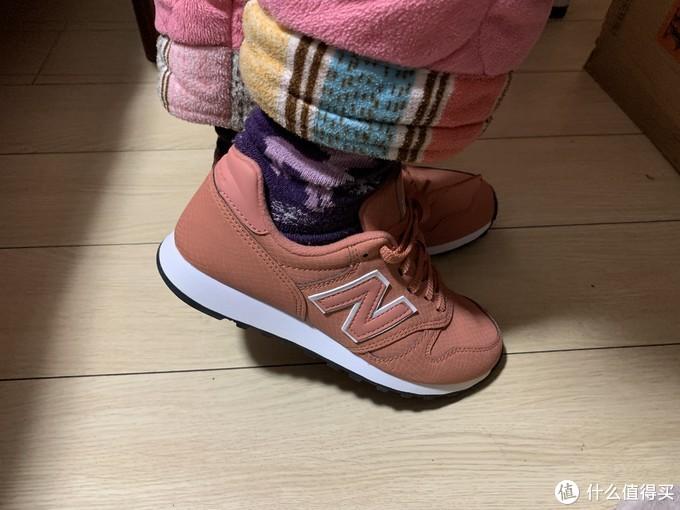 图书馆猿のNew Balance WL373PIR 女士休闲复古鞋 简单晒