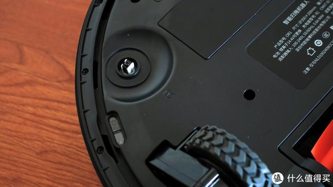 欧瑞博扫拖机器人R1体验:扫拖一体 独立清扫