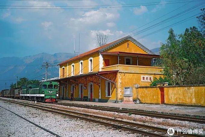 碧色寨火车站,电影芳华的取景地