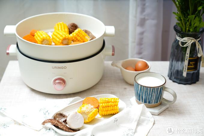 冬日的温暖,资深厨娘建议你直接入手七彩叮当电煮锅