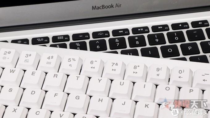 舒适办公好帮手,达尔优EK868矮轴双模机械键盘评测