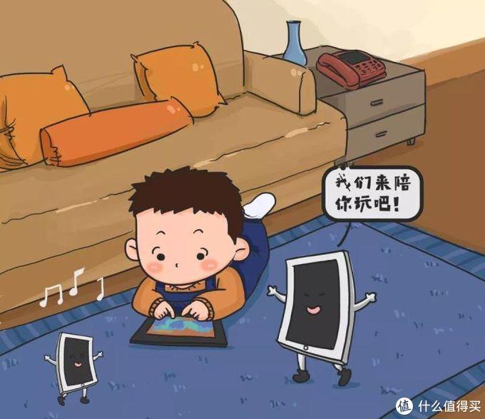 别总责骂孩子玩手机,你该买点他爱的玩具陪他玩了