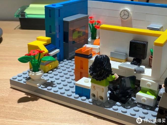 玩不起Lego,第三方也很香,超超限量的场景积木,太太公司的走心福利!文末有彩蛋