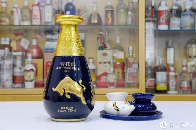 晒最多牛的郎---青花郎牛年生肖酒-2021-02