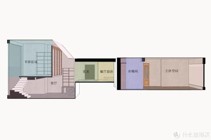 她买下杭州奇葩户型安家,花46w改成毛坯房,真任性!