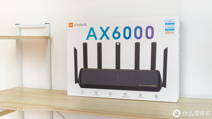 小米AX6000路由器评测 | WiFi6增强版、MESH组网、AIoT智能 深度体验