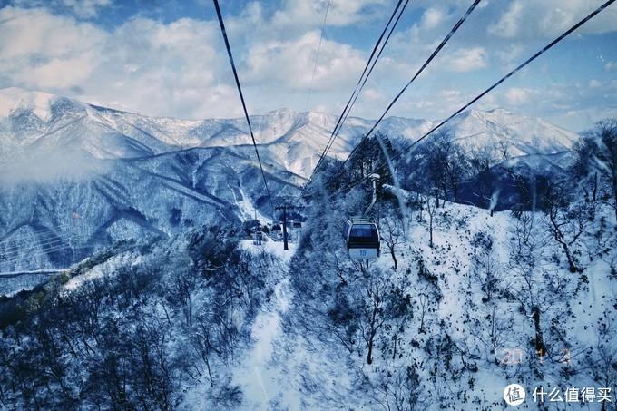 新泻的雪景还是不错的