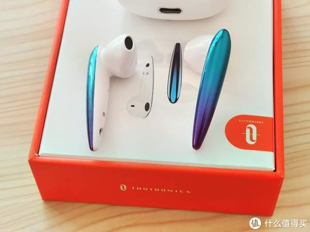 颜值在线,功能齐全,Taotronics 蓝牙耳机开箱测评