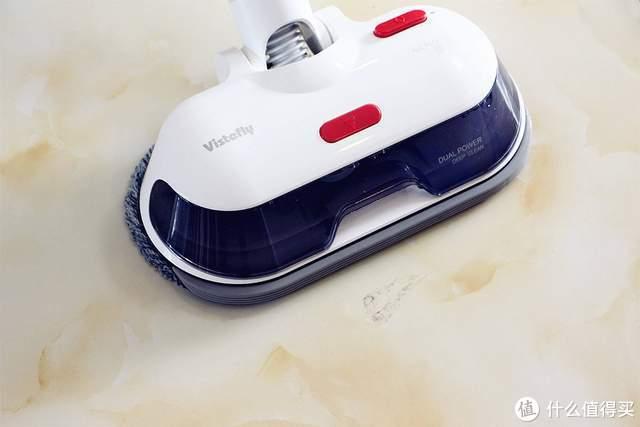 扫、拖一次搞定,有了它媳妇都省了!玮思特V10MAX吸拖一体机自购测评