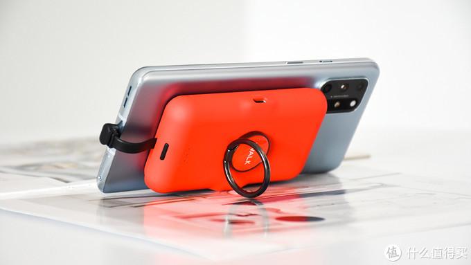 iWALK变色龙吸附式移动电源:随身充电新体验