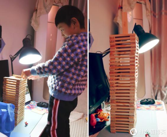 最划算的STEM早教课——亲子游戏之建构积木条玩法大揭秘和心得体会