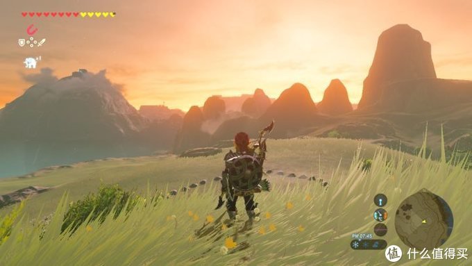 如果遇到日落,我一般会驻足欣赏