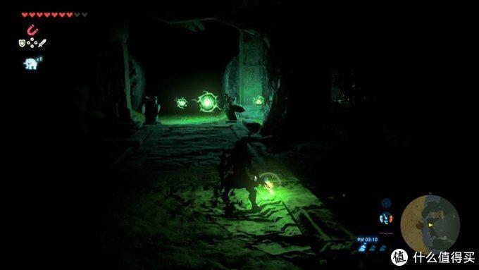 还有这种黑灯瞎火的迷宫