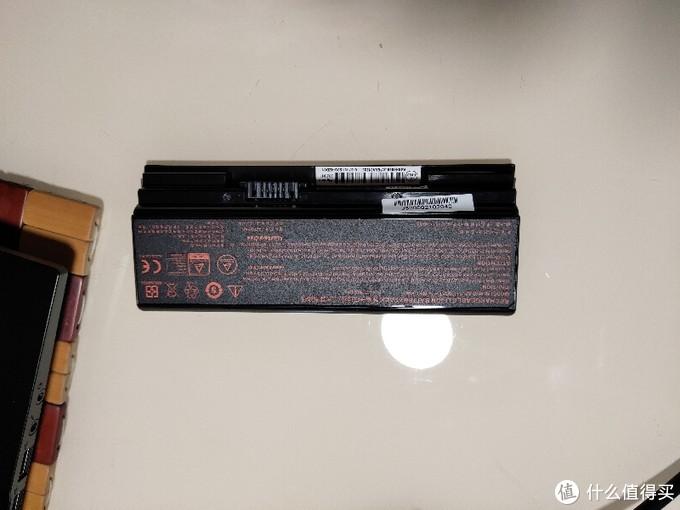 在箱子里面另外放置的电池