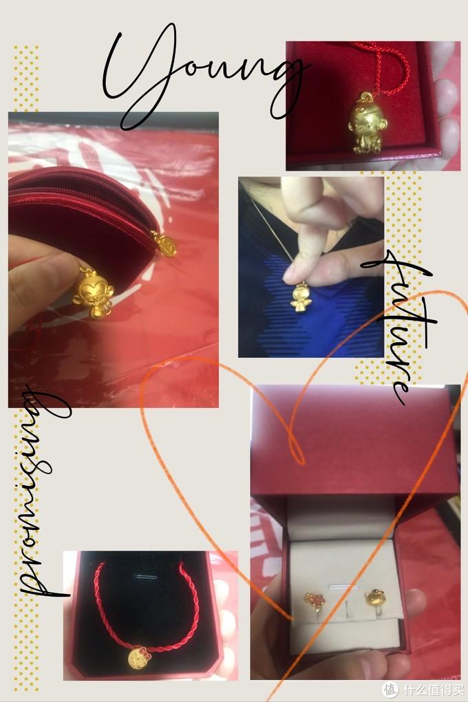 买珠宝,过大年:16款周大福值得入手的黄金饰品清单!自留&送礼!适合送宝贝、送媳妇、送长辈!