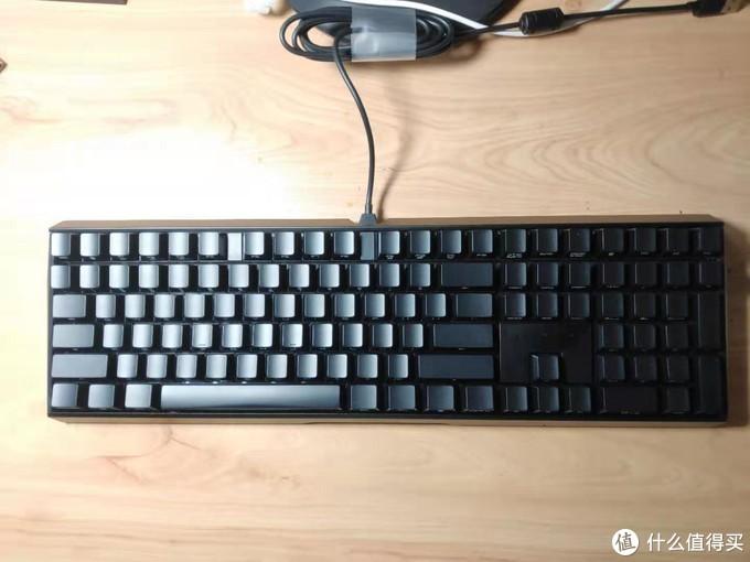 虽然不推荐,但是我买了:Cherry MX 3.0S 茶轴机械键盘开箱吐槽