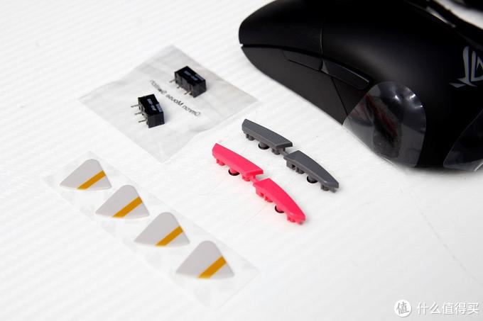 一鼠三吃-ROG月刃不仅三模还能热插拔换微动