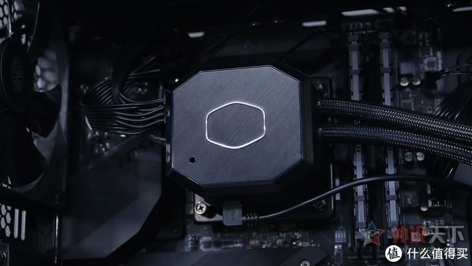 酷冷至尊ML360 Sub-Zero水冷散热器评测