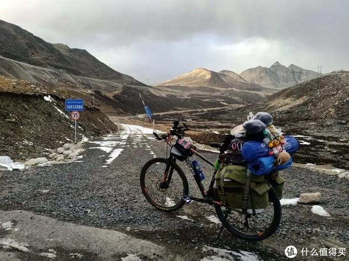 冬季骑行川藏线,步入极寒之地。(6)