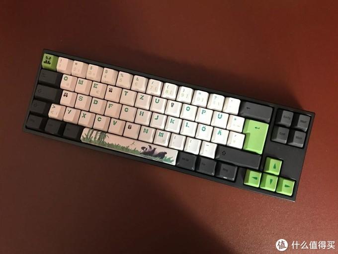 到2020年为止我还保留的键盘分享