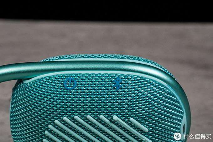 JBL CLIP 4便携蓝牙音箱评测:时尚造型 好音乐随身相伴