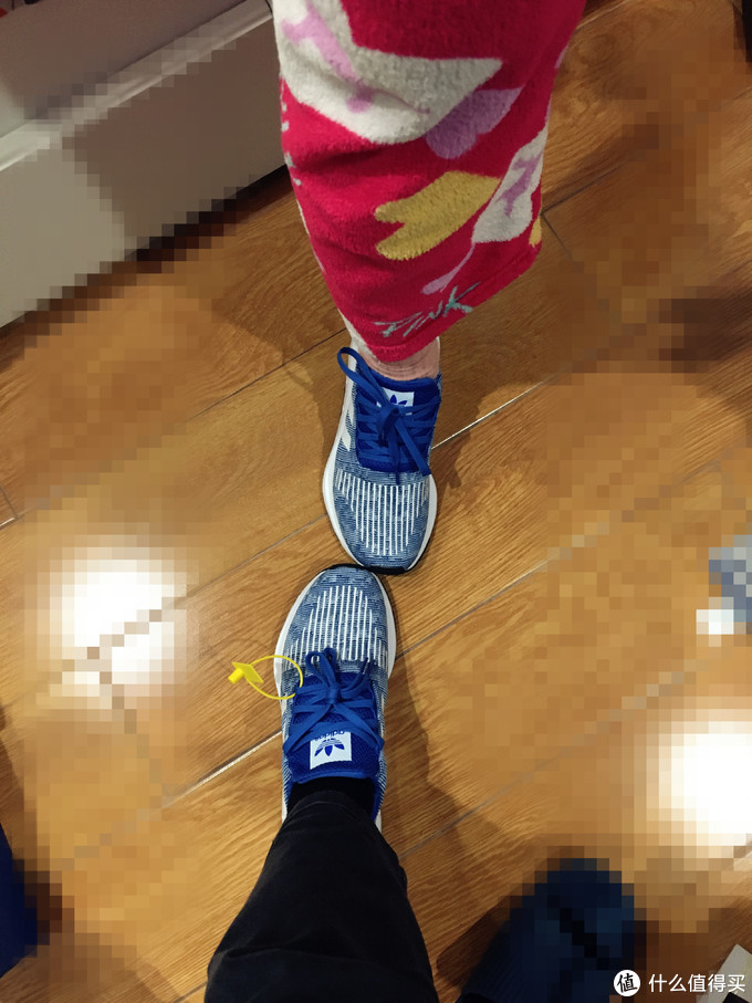 老鞋新穿,阿迪达斯 Originals Swift Run 中性款休闲运动鞋