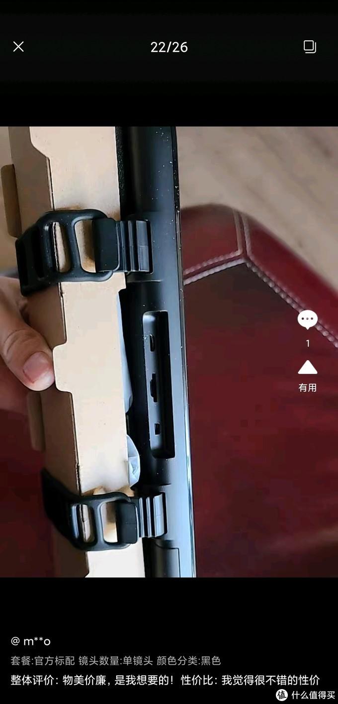 安装方式为捆绑在原车后视镜上。