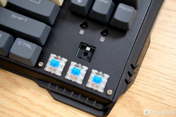 外观与内在都具个性,贱驴619RS CAP轴(热插拔)机械键盘 体验