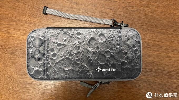 """轻开箱:tomtoc限量布艺贴款""""月球包""""简单评测,外观特立独行,内在质量刚刚地!您值得拥有 !!"""