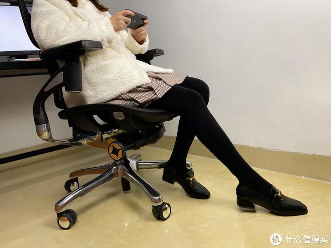 女神节实用向礼物——享耀家S3A人体工学椅晒物
